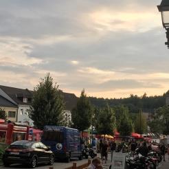 Stadtplatz von Litschau
