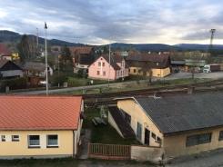 Bahnhof von Volary