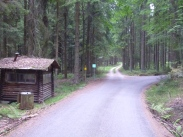 ehem. Grenzhütte in der Nähe von Reingers
