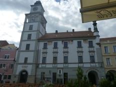 Aussichtsturm und Museum Trebon