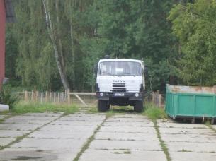 am Radweg Cyclotrasy 122