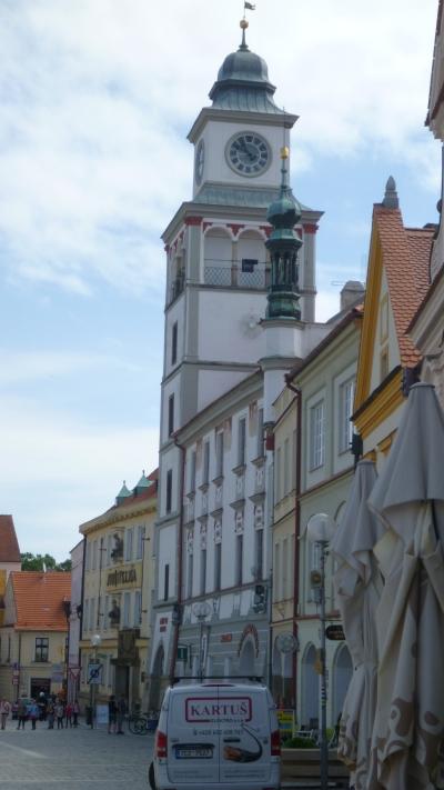 Hauptplatz mit Aussichtsturm