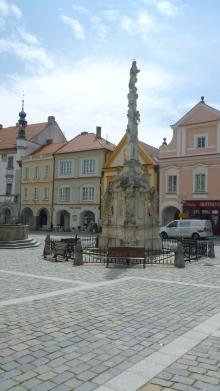 Hauptplatz Trebon